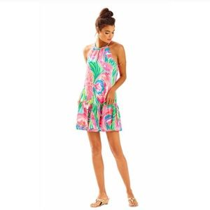 Lilly Pulitzer Floral Isabeau Dress